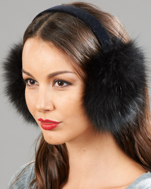 Fur Ear Muffs