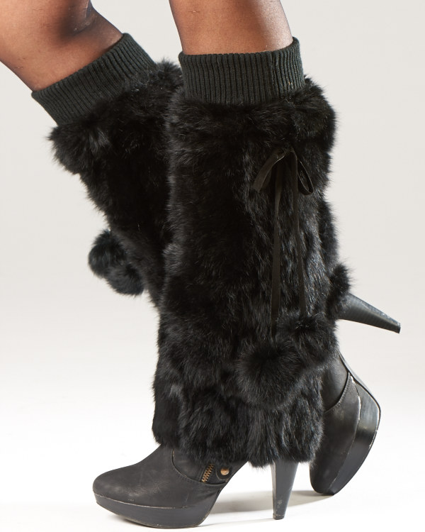 Fur Boot Trim