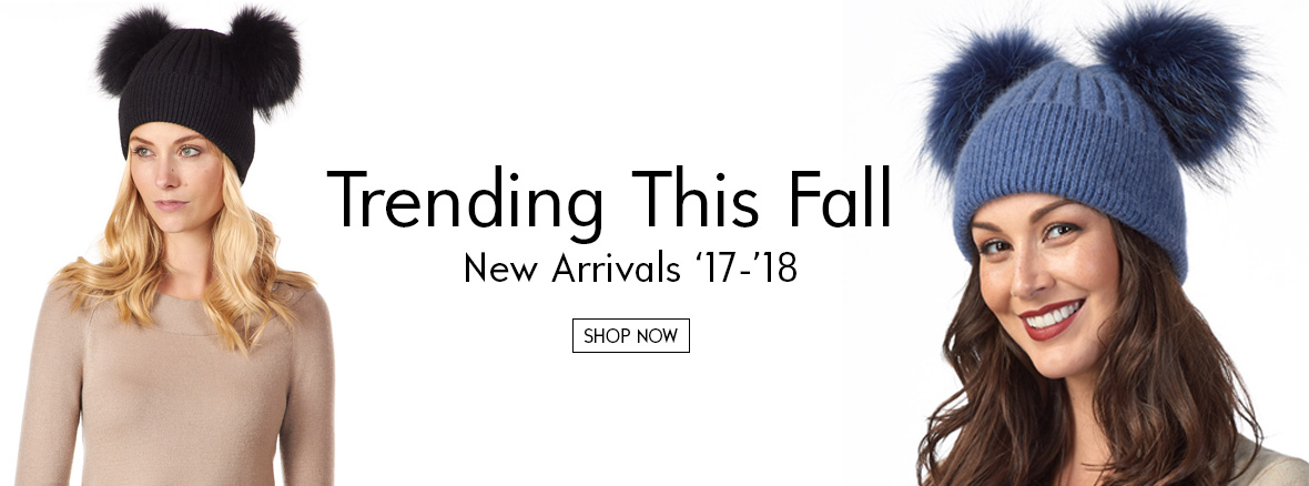 Trending this fall