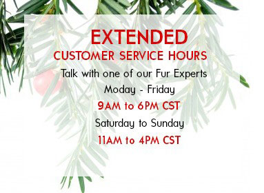2017 Holiday Customer Service Hours