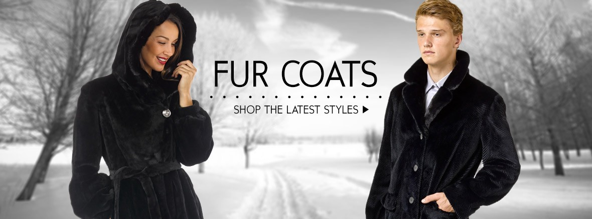 New Fur Coat Collection