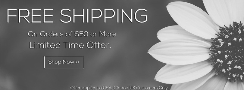 Free Shipping to USA, Canada, UK