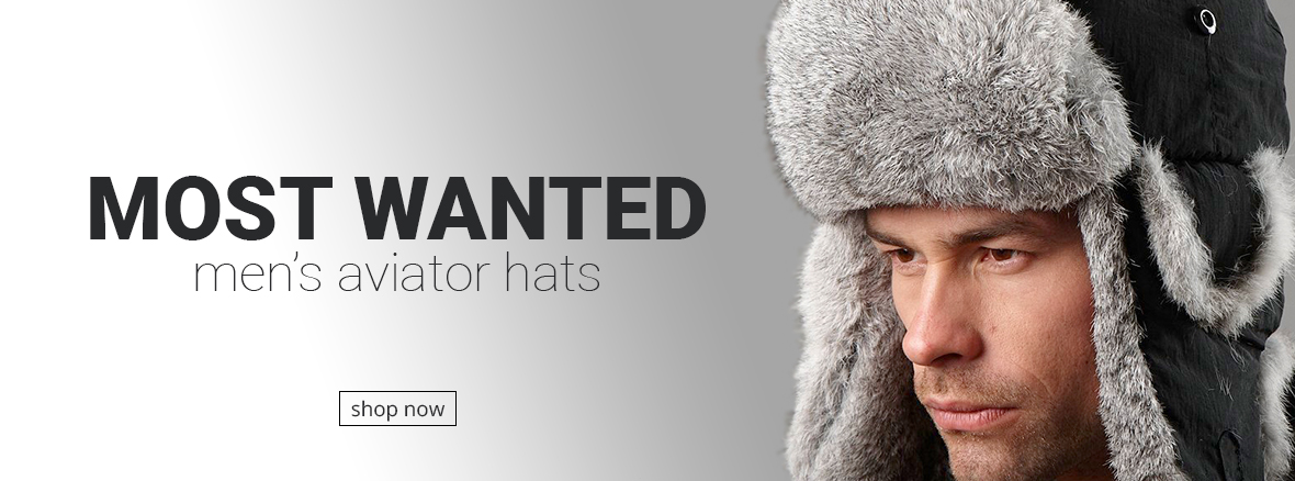 Most wanted mens hats
