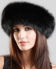 Fur Headbands