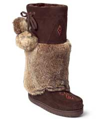 Fur Boots & Slippers