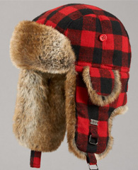 Faux Fur Trapper Hats