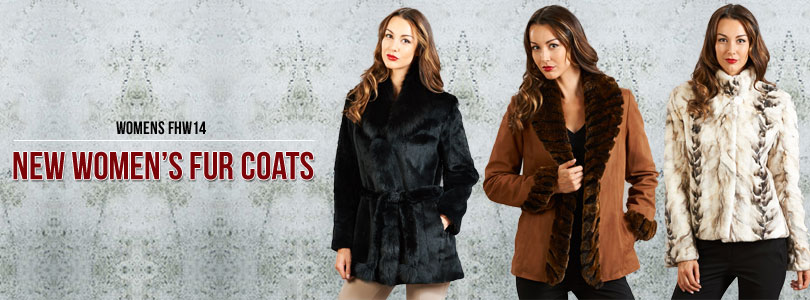 Womens Fur Coats
