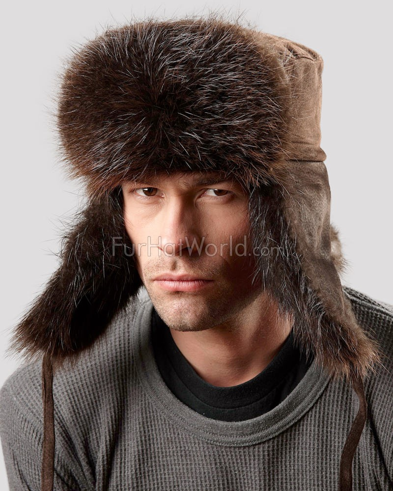 The Beaver Russian Trooper Hat