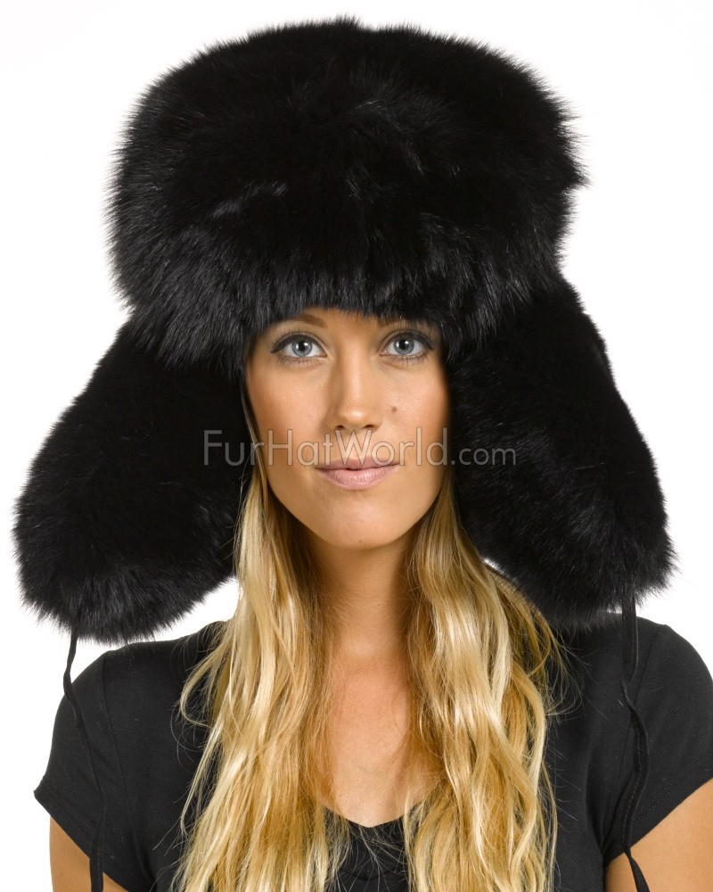 Find great deals on eBay for black fur hats. Shop with confidence.