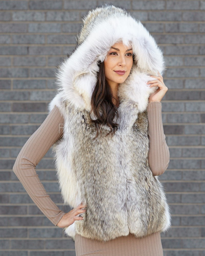 MADE IN USA, Men's & Women's Real All Fur Hats, Always In Style. Buy Direct From The Manufacturer And Save! Many Styles To Choose From. View Our Complete Line of Fur Hats For Sale At Glacier Wear Furs & Leather. Largest Selection In USA. We Also Make Hats With Your Own Tanned Furs. Master Furriers For Over 25 Years.