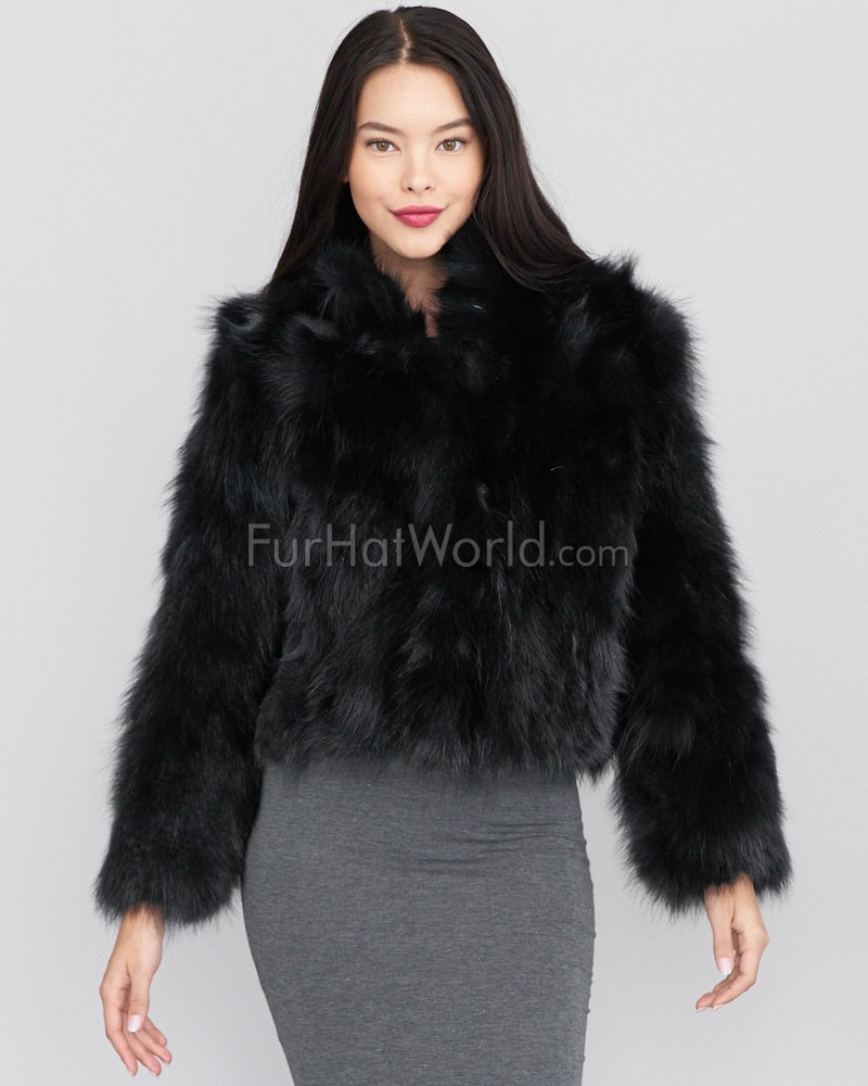 Fur Jackets: FurHatWorld.com