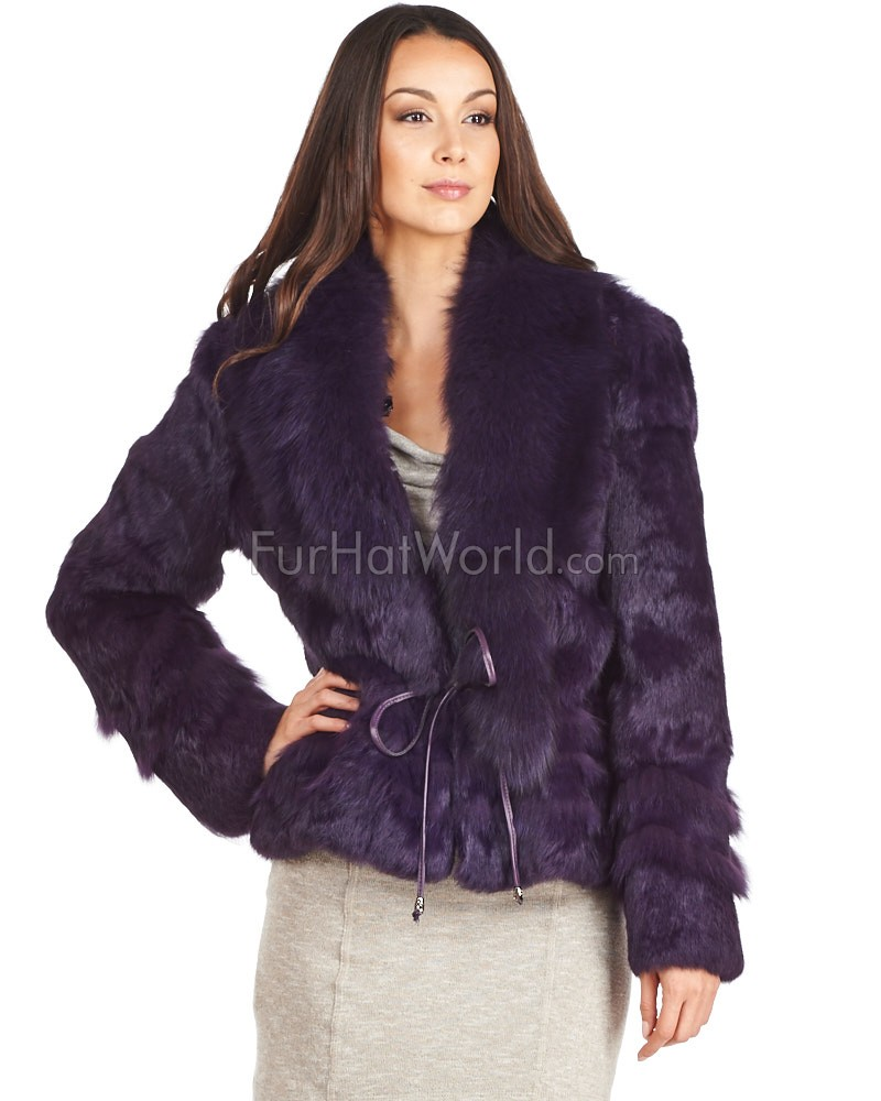 Women's Fur Coats: FurHatWorld.com