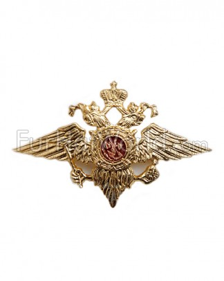 Royal Eagle Hat Badge