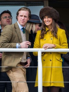 Fur At The Cheltenham Horse Racing Festival
