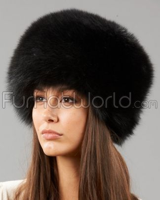 Black_Fox_All_Fur_Zhivago_Pill_Box_Fur_Hat_657