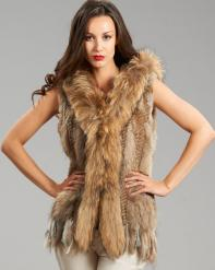 198x247_Hooded_Rabbit_Fur_Knitted_Vest_with_Raccoon_Fur_Trim_