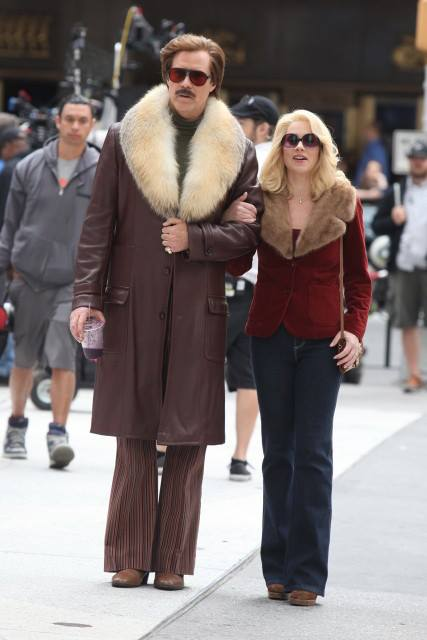 Fur Fashion Sneak Peak: Anchorman 2