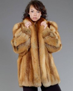 Fur Fashion: American Hustle