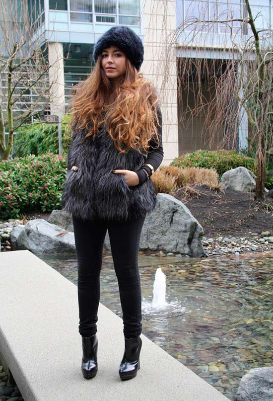 Fur Hat Inspiration