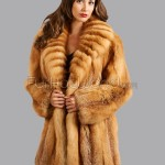 North_American_Red_Fox_Fur_Stroller_Jacket_3415