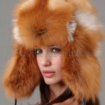 Womens_Red_Fox_Full_Fur_Russian_Hat_485
