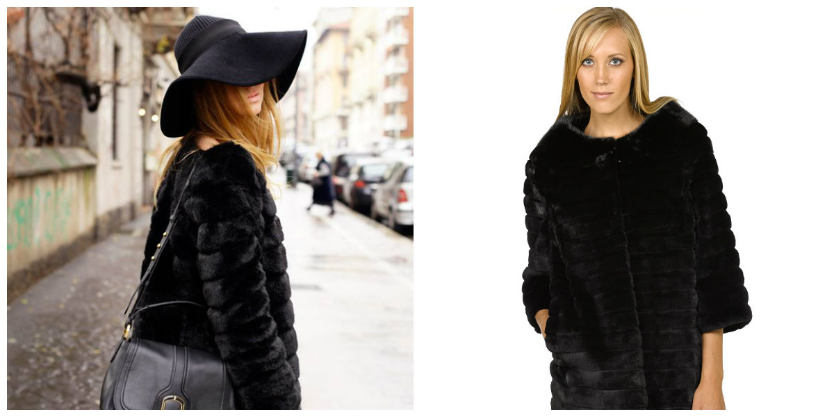 f92b8cef7f6 Our The Audrina Silver Fox Vest with Detachable Leather Sleeve is a  versatile piece that can be worn sleeveless or not! The lush and shaggy fox  fur is truly ...