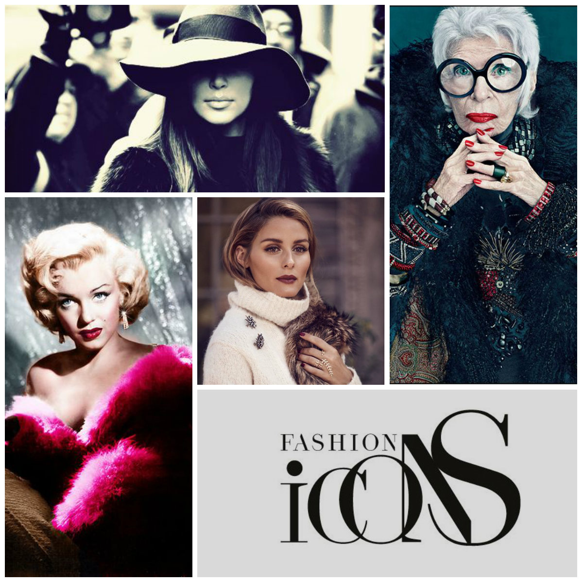 Fashion Icons | Fur Hat World