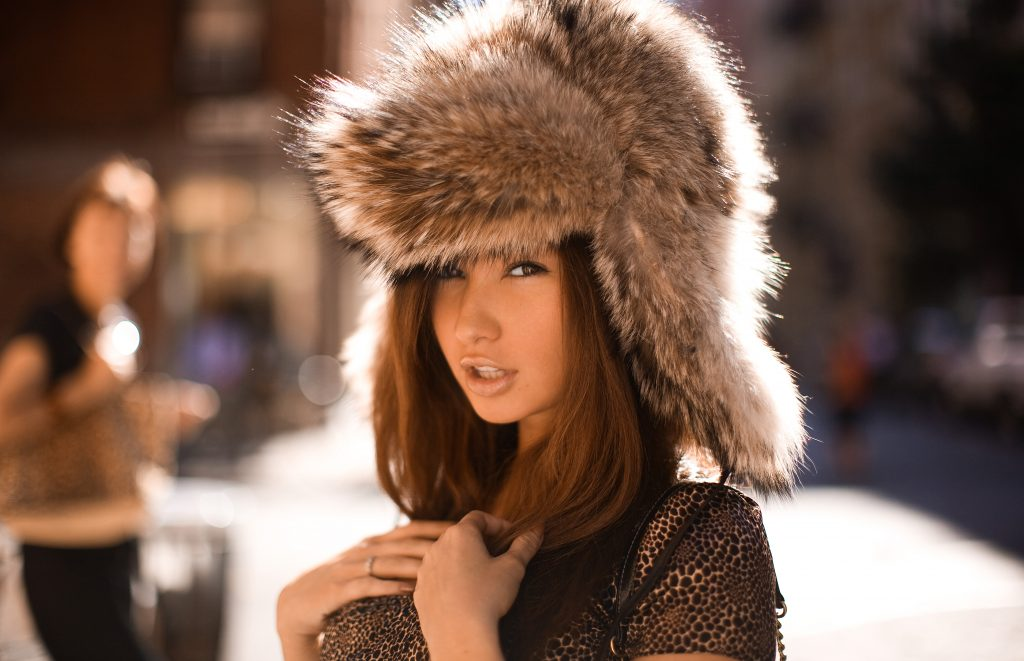 Why Fox Fur Hats Is a Trend That Will Never Get Old