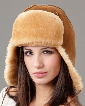 Fight the Freeze with a Trapper Hat