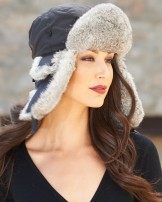 Womens Trapper Hats