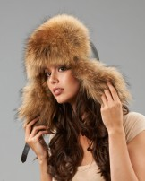 Women's Exotic Trapper Hats