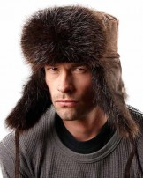 Men's Fur Hats +