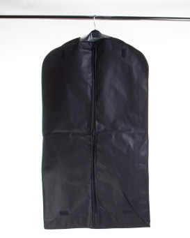 Garment Bag - 40 inches (Black)
