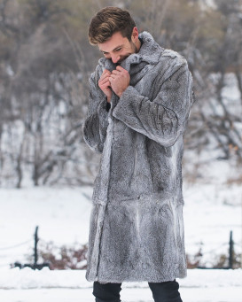 Men's Fur Coats
