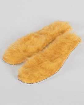 Synthetic Fur Pile Insole