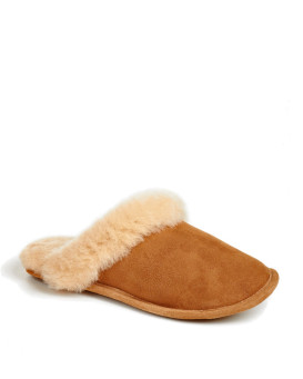 Women's Sheepskin Slide Slippers